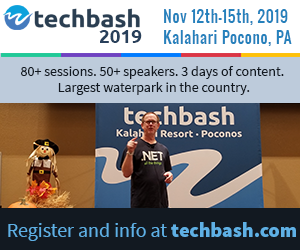 TechBash 2019 Dev Conference