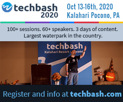 TechBash 2020 Dev Conference