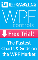 Infragistics WPF Controls